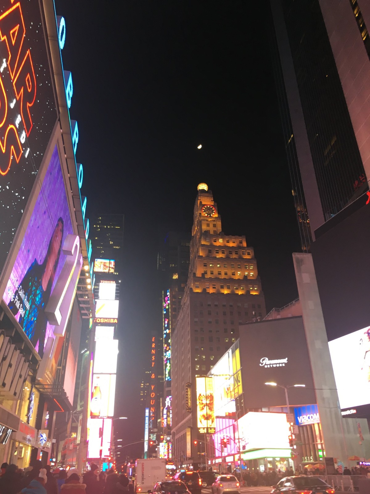 Times Square, NY. Foto Flavia Francellino